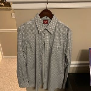 Oakley Long Sleeve Button Up Dress Shirt